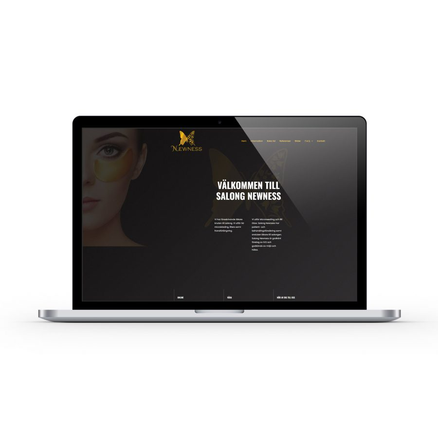 Laptop-newness