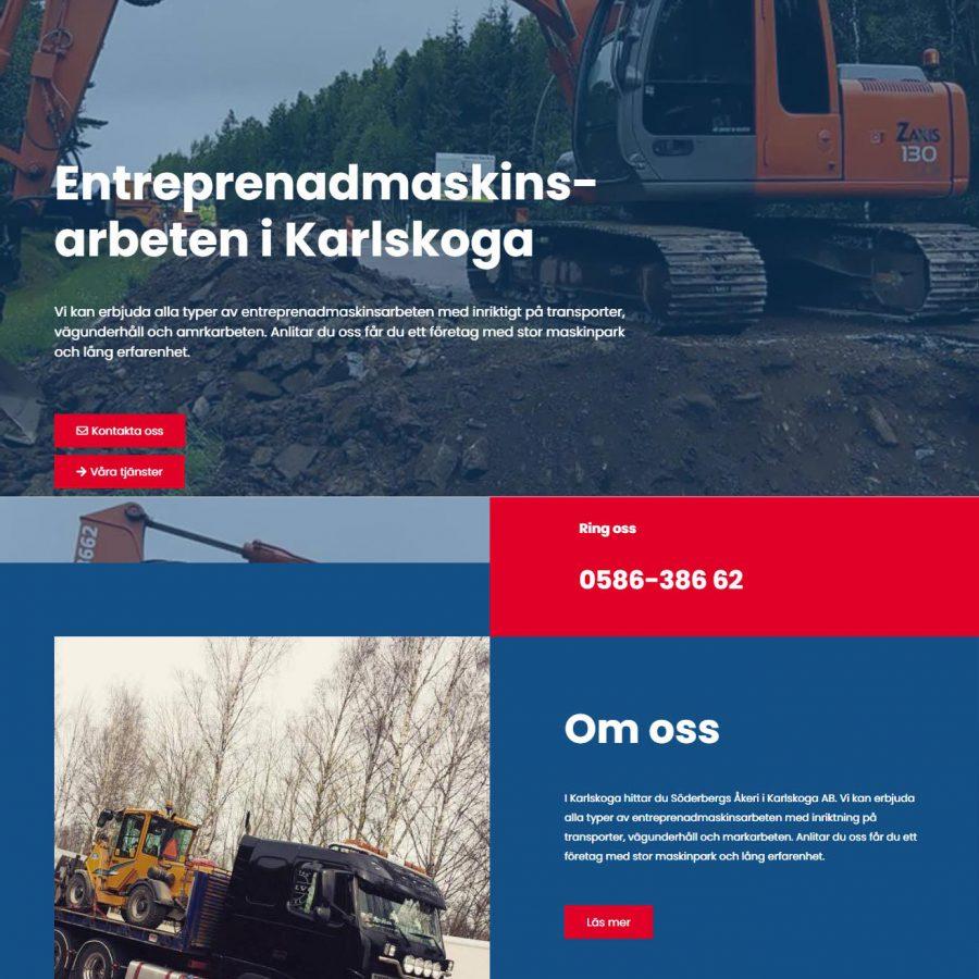 Söderbergs Åkeri