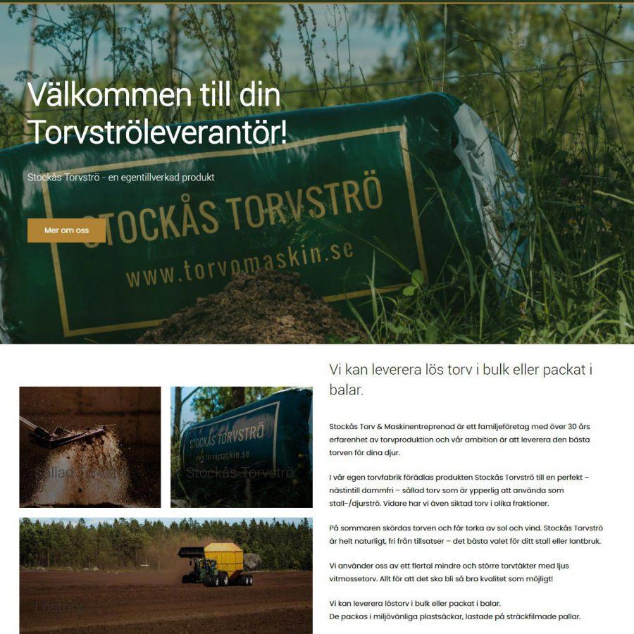 Torvomaskin
